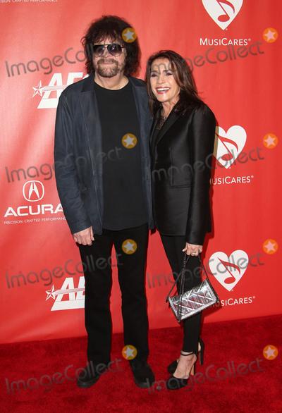 Jeff Lynne Photo - 10 February 2017 - Los Angeles California - Jeff Lynne Sani Kapelson Lynne 2017 MusiCares Person Of The Year Honors Tom Petty Photo Credit F SadouAdMedia