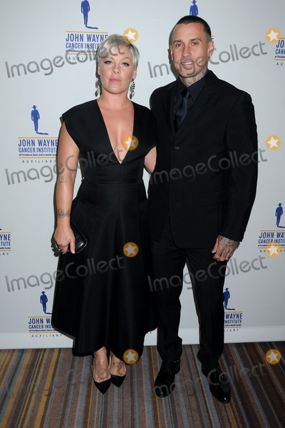 Alecia Moore Photo - 11 April 2015 - Beverly Hills California - Pink Alecia Moore Carey Hart 30th Annual Odyssey Ball held at the Beverly Wilshire Hotel Photo Credit Byron PurvisAdMedia
