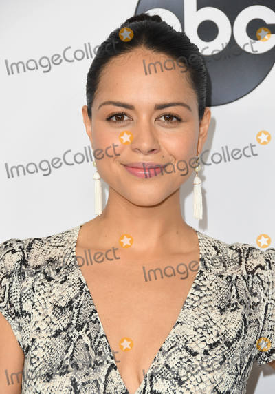Alyssa Diaz Photo - 05 February 2019 - Pasadena California - Alyssa Diaz Disney ABC Television TCA Winter Press Tour 2019 held at The Langham Huntington Hotel Photo Credit Birdie ThompsonAdMedia