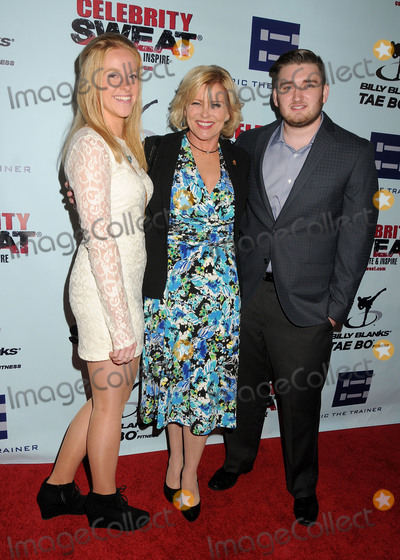 Austin Luciano Photo - 15 July 2015 - Los Angeles California - Judi Evans Austin Luciano 10th Annual Celebrity Sweat ESPY Awards After-Party held at The Palms Restaurant Photo Credit Byron PurvisAdMedia