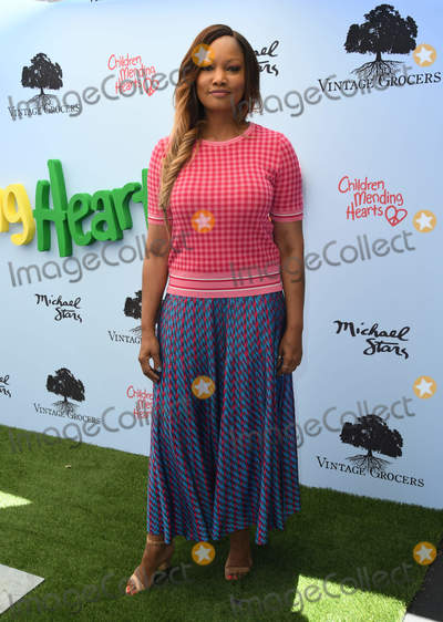 Bel-Air Photo - 10 June 2018 - Bel Air California - Garcelle Beauvais 2018 Children Mending Hearts held at Private Estate Photo Credit Birdie ThompsonAdMedia
