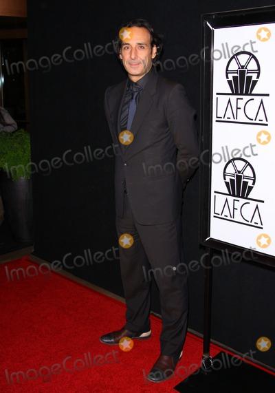 Alexandre Desplat Photo - 15 January - 2011 Los Angeles - Alexandre Desplat   The 38th Annual Los Angeles Film Critics Association Awards  held at The InterContinental Hotel Photo TConradAdMediaphoto