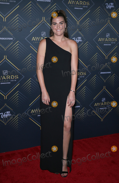 Alexa Lemieux Photo - 19 June 2019 - Las Vegas NV - Alexa Lemieux 2019 NHL Awards Red Carpet Arrivals at the Mandalay Bay Events Center Photo Credit MJTAdMedia