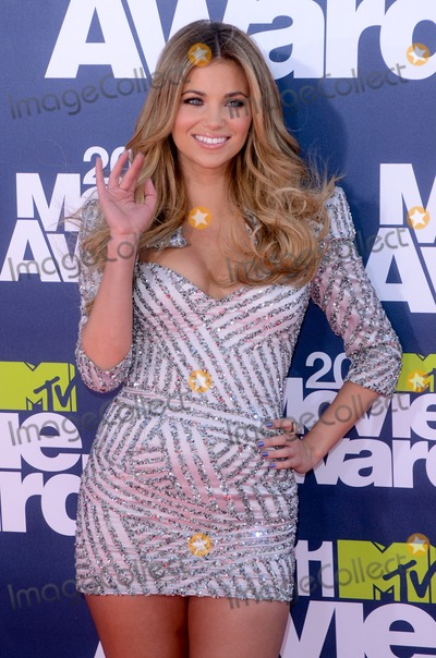 Amber Lancaster Photo - 05 June 2011 - Universal City California - Amber Lancaster The 2011 MTV Movie Awards held at Universal Studios Gibson Amphitheatre Photo Credit Tonya WiseAdMedia