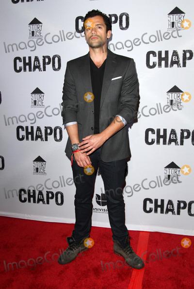 El Chapo Photo - 19 April 2017 - Los Angeles California - Juan Reyes Univisions El Chapo Original Series Premiere Event held at The Landmark Theatre Photo Credit AdMedia