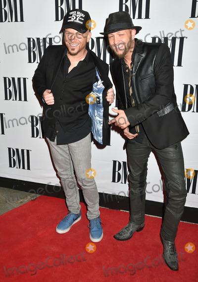 LoCash Cowboys Photo - 04 November 2014 - Nashville Tennessee - Chris Lucas Preston Brust LoCash Cowboys 62nd Annual BMI Country Awards 2014 BMI Country Awards held at BMI Music Row Headquarters Photo Credit Laura FarrAdMedia