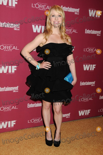 Melissa Rauch Photo - 16 September 2011 - West Hollywood California - Melissa Rauch 2011 Entertainment Weekly Women In Film Pre-Emmy Party held at BOA Steakhouse Photo Credit Byron PurvisAdMedia