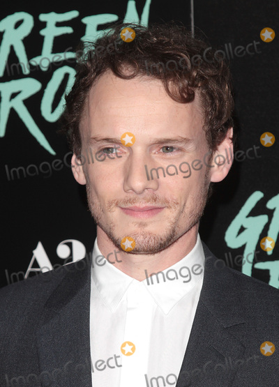 Anton Yelchin Photo - 13 April 2016 - Los Angeles California - Anton Yelchin Green Room Los Angeles Premiere held at  Arclight Hollywood Photo Credit Adam OrchonAdMedia