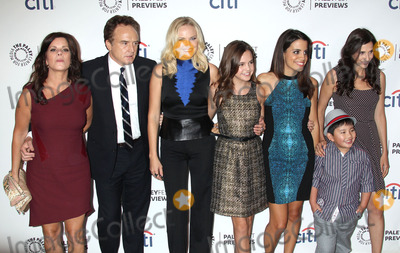 Albert Tsai Photo - 10 September 2013 - Beverly Hills California - Marcia Gay Harden Bradley Whitford Malin Akerman Bailee Madison Natalie Morales Albert Tsai Michaela Watkins Ryan Scott Lee PaleyFest Previews Fall TV with ABC - Trophy Wife and Back in the Game held at The Paley Center for Media Photo Credit Russ ElliotAdMedia