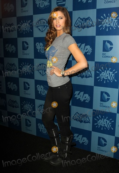 Katherine Webb Photo - 21 March 2013 - Los Angeles California - Katherine Webb WARNER BROS CONSUMER PRODUCTS AND JUNK FOOD CLOTHING LAUNCH 1960S BATMAN CLASSIC TV SERIES PRODUCT LINE Held At Meltdown Comics Photo Credit Kevan BrooksAdMedia