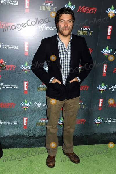 Adam Pally Photo - 19 November 2011 - Hollywood California - Adam Pally Varietys 2nd Annual Power of Comedy Event held at the Hollywood Palladium Photo Credit Byron PurvisAdMedia