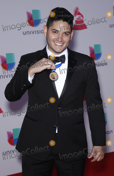 Alfonso Ordonez Photo - 19 November 2015 - Las Vegas NV - Alfonso Ordonez  2015 Latin Grammy Awards arrivals at MGM Grand Garden Arena Photo Credit MJTAdMedia