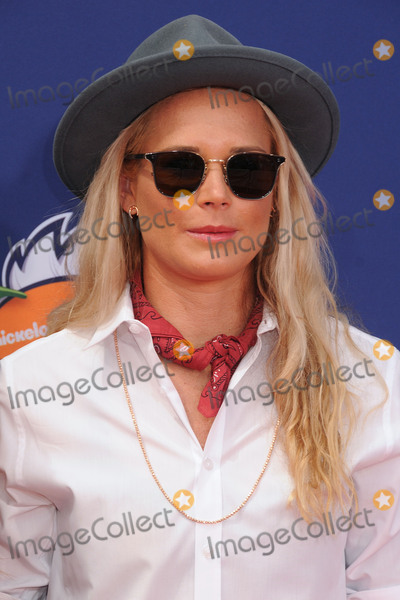 Ashlyn Harris Photo - 16 July 2015 - Westwood California - Ashlyn Harris Nickelodeon Kids Choice Sports Awards 2015 held at the UCLA Pauley Pavilion Photo Credit Byron PurvisAdMedia