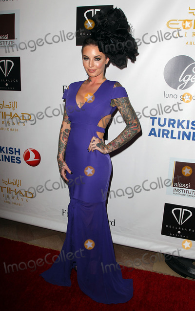 Christy Mack Photo - 13 September 2014 - Los Angeles California - Christy Mack Face Forward Foundations Fifth Annual Gala to combat domestic violence held at the Millennium Biltmore Hotel Photo Credit F SadouAdMedia