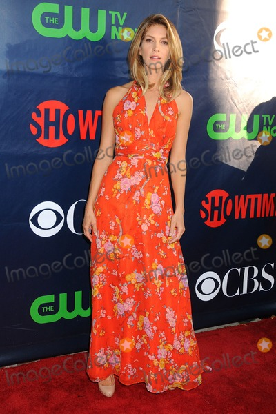 Dawn Olivieri Photo - 17 July 2014 - West Hollywood California - Dawn Olivieri CBS CW Showtime Summer Press Tour 2014 held at The Pacific Design Center Photo Credit Byron PurvisAdMedia