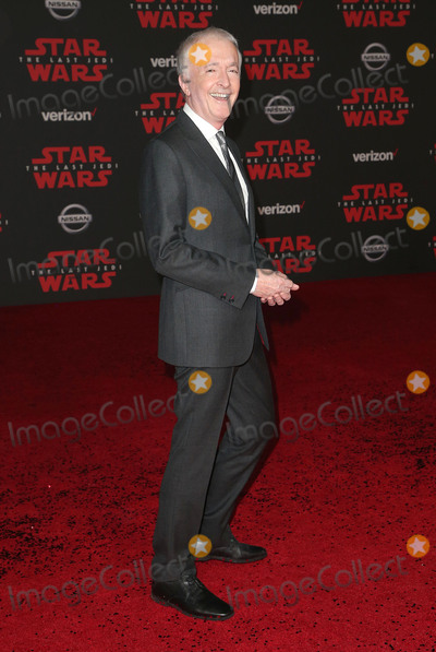 Anthony Daniels Photo - 09 December 2017 - Los Angeles California - Anthony Daniels Premiere Of Disney Pictures And Lucasfilms Star Wars The Last Jedi held at The Shrine Auditorium Photo Credit F SadouAdMedia