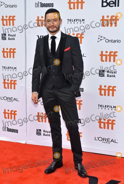 Wale Photo - 11 September 2018 - Toronto Ontario Canada - Jake Graf Colette Premiere - 2018 Toronto International Film Festival at Princess of Wales Theatre Photo Credit Brent PerniacAdMedia