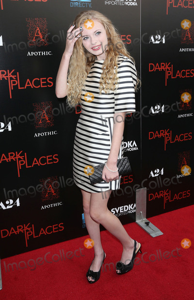 Addy Miller Photo - 21 July 2015 - Los Angeles California - Addy Miller Dark Places Los Angeles Premiere held at Harmony Gold Theatre Photo Credit F SadouAdMedia