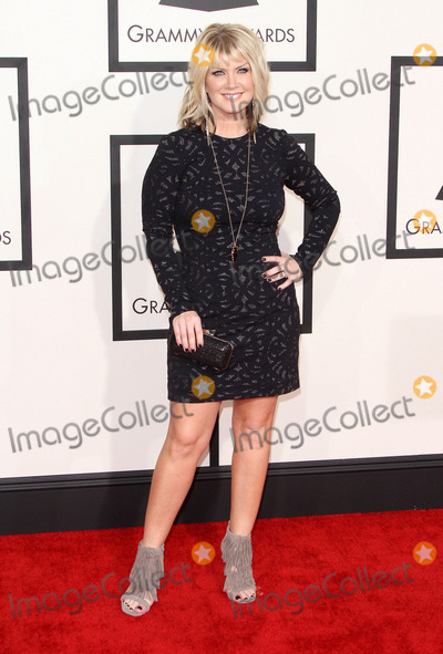 Natalie Grant Photo - 08 February 2015 - Los Angeles California - Natalie Grant 57th Annual GRAMMY Awards held at the Staples Center Photo Credit AdMedia