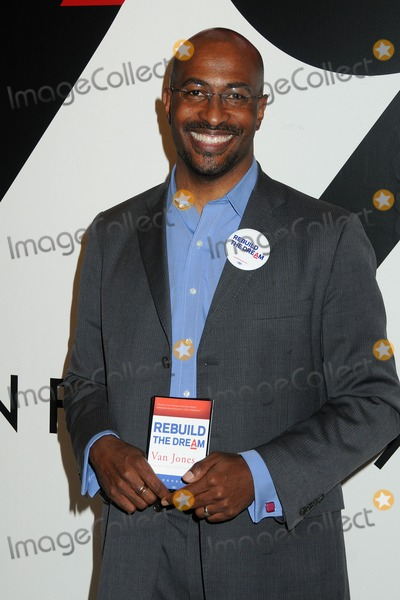Van Jones Photo - 31 March 2012 - Los Angeles California - Van Jones All In For The 99 Event hosted by Van Jones Rebuild The Dream and MoveOnorg held at 400 S La Brea Photo Credit Byron PurvisAdMedia