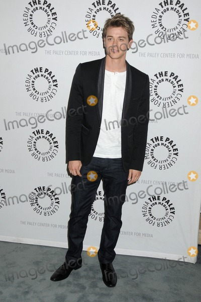 Chad Duell Photo - 12 April 2013 - Beverly Hills California - Chad Duell General Hospital Celebrating 50 Years  Looking Forward held at The Paley Center Photo Credit Byron PurvisAdMedia