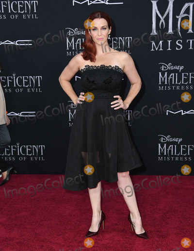 Annie Wersching Photo - 30 September 2019 - Hollywood California - Annie Wersching Disneys Maleficent Mistress of Evil Los Angeles Premiere held at The El Capitan Theatre Photo Credit Birdie ThompsonAdMedia