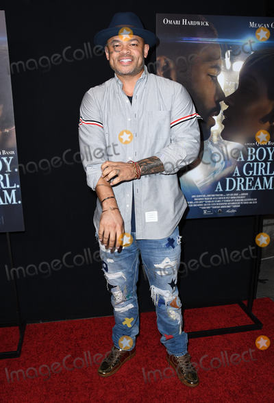 Anthony Hemingway Photo - 11 September 2018 - Hollywood California - Anthony Hemingway A Boy A Girl A Dream LA Premiere held at the Arclight Hollywood Photo Credit Birdie ThompsonAdMedia
