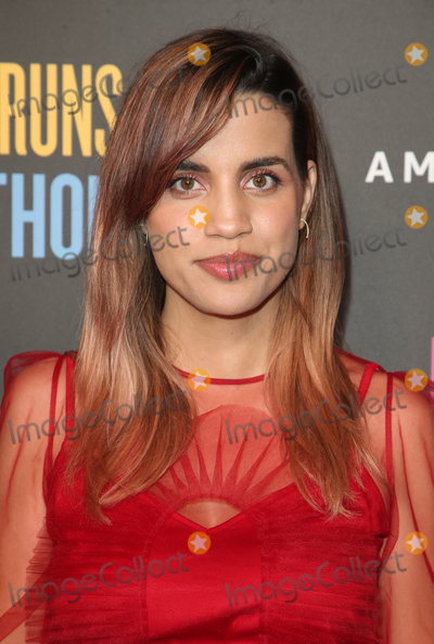 Natalie Morales Photo - LOS ANGELES CA - AUGUST 15 Natalie Morales at Premiere Of Amazon Studios Brittany Runs A Marathon at Regal Cinemas LA Live in Los Angeles California on August 15 2019 Credit Faye SadouMediaPunch