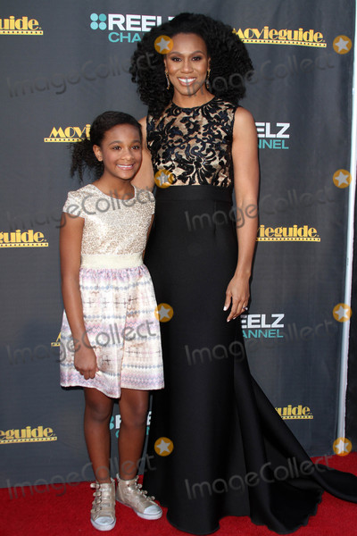 Alena Pitts Photo - 05 February 2016 - Los Angeles California - Alena Pitts and Priscilla Shirer 24th Annual MovieGuide Awards 2016 held at the Universal Hilton Hotel Photo Credit AdMedia