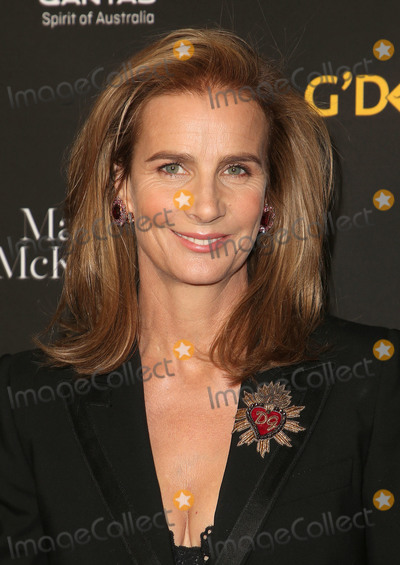Rachel Griffiths Photo - 27 January 2018 - Los Angeles California - Rachel Griffiths 15th Annual GDay USA Los Angeles Black Tie Gala held at Wilshire Grand Ballroom at the Intercontinental Hotel Downtown Photo Credit F SadouAdMedia