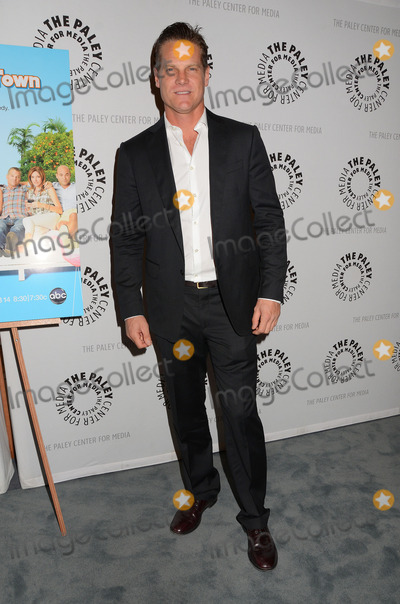 Cougar Photo - 08 February 2012 - Beverly Hills California - Brian Van Holt Cougar Town Special Premiere Screening held at The Paley Center for Media Photo Credit Birdie ThompsonAdMedia
