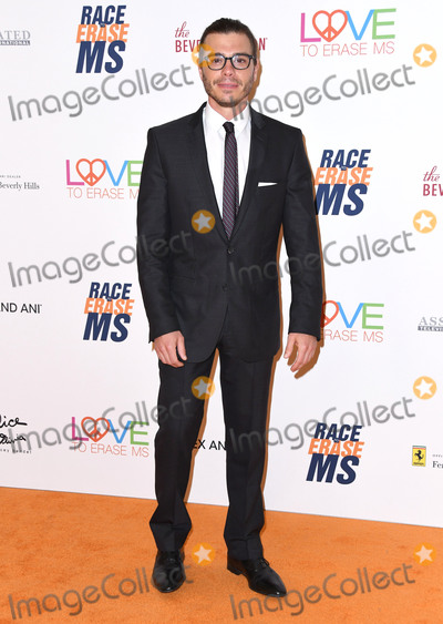 Matthew Lawrence Photo - 20 April 2018 -  Beverly Hills California - Matthew Lawrence 25th Annual Race To Erase MS Gala held at Beverly Hilton Hotel Photo Credit Birdie ThompsonAdMedia