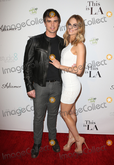 Darin Brooks Photo - 03 May 2017 -  Hollywood California - Kelly Kruger Darin Brooks This Is LA Premiere Party held at Yamashiro Hollywood Photo Credit Faye SadouAdMedia