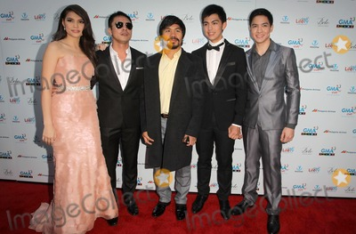 Derrick Monasterio Photo - 9 May 2012 - Hollywood California - Rhian Ramos Marvin Agustin Manny Pacquiao Derrick Monasterio Alden Richards Screening Of Freestyle Releasings The Road Held At The Arclight Theatres Photo Credit Kevan BrooksAdMedia