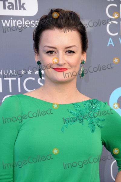 Alison Wright Photo - 11 January 2018 - Santa Monica California - Alison Wright 23rd Annual Critics Choice Awards held at Barker Hangar Photo Credit Birdie ThompsonAdMedia