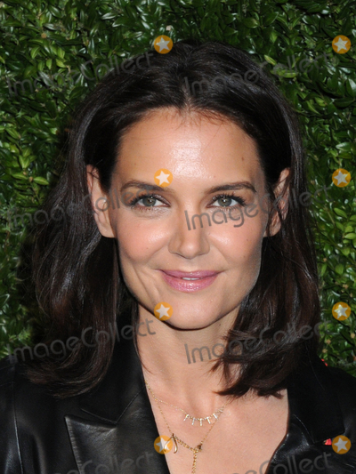 Katie Holme Photo - Katie Holmes at the CHANEL Tribeca Film Festival Artists Dinner at Balthazar in Soho in New York New York USA 29 April 2019