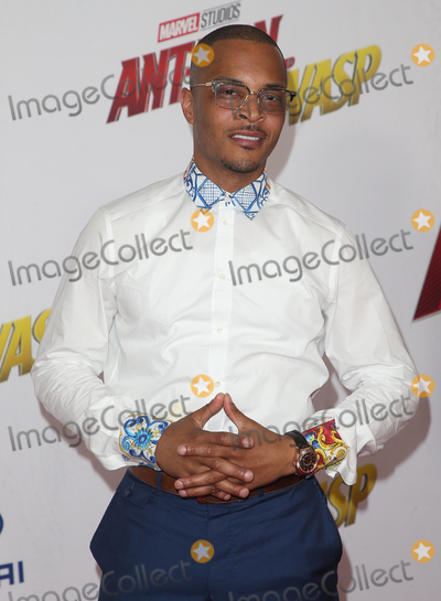 Tip TI Harris Photo - 25 June 2018 - Hollywood California - Tip TI Harris Ant-Man and The Wasp Los Angeles Premiere held at the El Capitan Theatre Photo Credit F SadouAdMedia