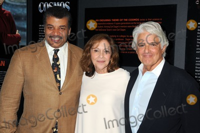 Ann Druyan Photo - 3 August 2014 - Beverly Hills California - Neil DeGrasse Tyson Ann Druyan Mitchell Cannold Cosmos A Spacetime Odyssey Screening and QA Panel held at The Paley Center For Media Photo Credit Byron PurvisAdMedia
