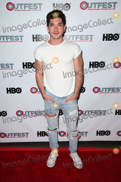 Al Calderon Photo - 11 July 2017 - West Hollywood California - Al Calderon Hello Again 2017 Outfest Los Angeles LGBT Film Festival Screening Photo Credit F SadouAdMedia