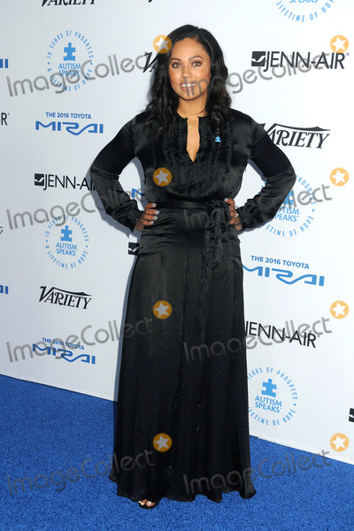 Ayesha Curry Photo - 8 October 2015 - Santa Monica California - Ayesha Curry Autism Speaks To Los Angeles Celebrity Chef Gala held at Barker Hangar Photo Credit Byron PurvisAdMedia
