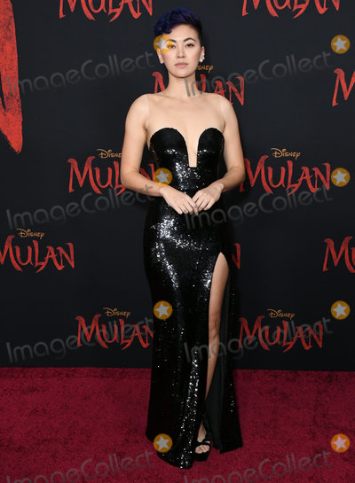 Jessica Henwick Photo - 09 March 2020 - Hollywood California - Jessica Henwick Disneys Mulan Los Angeles Premiere held at Dolby Theater Photo Credit Birdie ThompsonAdMedia
