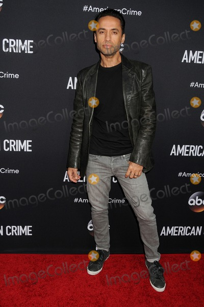 Kamar de los Reyes Photo - 28 February 2015 - Los Angeles California - Kamar de los Reyes American Crime Series Premiere held at the Ace Hotel Photo Credit Byron PurvisAdMedia