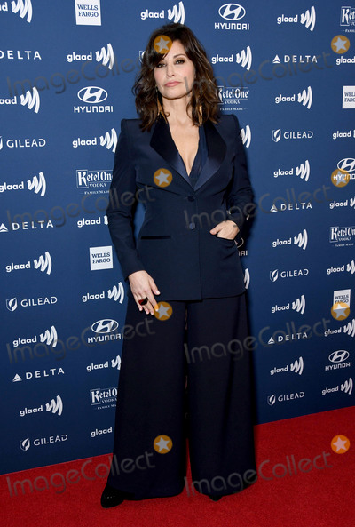 Gina Gershon Photo - 28 March 2019 - Beverly Hills California - Gina Gershon 30th Annual GLAAD Media Awards held at Beverly Hilton Hotel Photo Credit Birdie ThompsonAdMedia