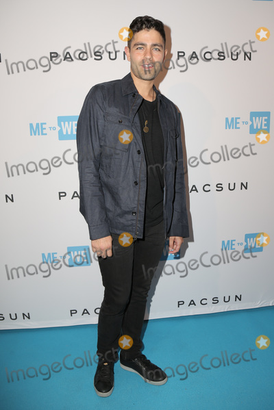 Adrian Grenier Photo - 18 April 2018 - West Hollywood California - Adrian Grenier Party with a Purpose x PacSun held at the Peppermint Club Photo Credit PMAAdMedia