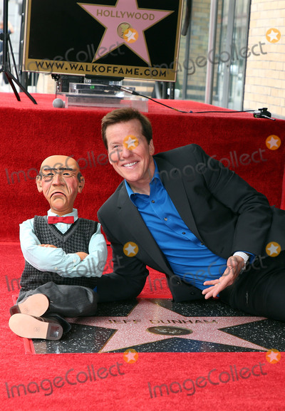 Jeff Dunham Photo - 21 September 2017 - Hollywood California - Jeff Dunham Walter the Puppet Jeff Dunham Honored With Star On The Hollywood Walk Of Fame Photo Credit F SadouAdMedia