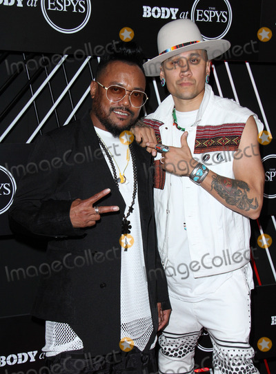 Black-Eyed Peas Photo - 11 July 2017 - Los Angeles California - apldeap Taboo of Black Eyed Peas BODY at ESPYs Party held at the Avalon Hollywood Photo Credit AdMedia