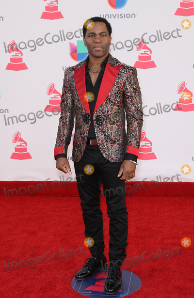 Aaron Bing Photo - 17 November 2016 - Las Vegas NV - Aaron Bing  2016 Latin Grammy arrivals at T-Mobile Arena  Photo Credit MJTAdMedia