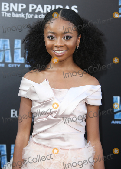 Skai Jackson Photo - 17 July 2017 - Hollywood California - Skai Jackson Valerian and the City of a Thousand Planets World Premiere held at TCL Chinese Theatre Photo Credit AdMedia Photo Credit F SadouAdMedia