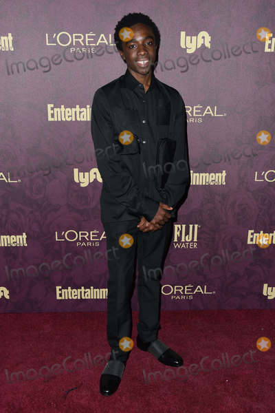 Caleb McLaughlin Photo - 15 September 2018 - West Hollywood California - Caleb McLaughlin 2018 Entertainment Weekly Pre-Emmy Party held at the Sunset Tower Hotel Photo Credit Birdie ThompsonAdMedia