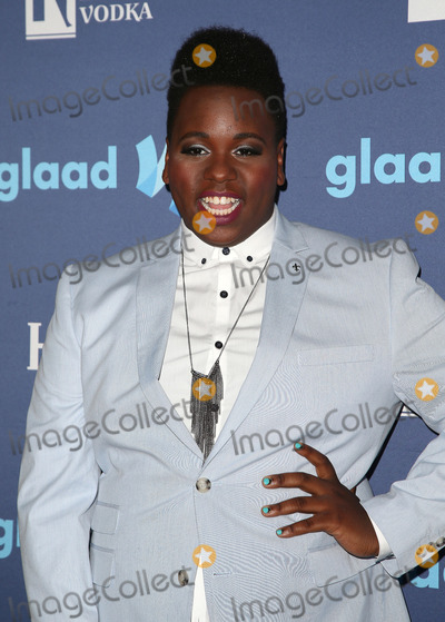 Alex Newell Photo - 21 March 2015 - Beverly Hills California - Alex Newell 26th Annual GLAAD Media Awards held at The Beverly Hilton Hotel Photo Credit F SadouAdMedia